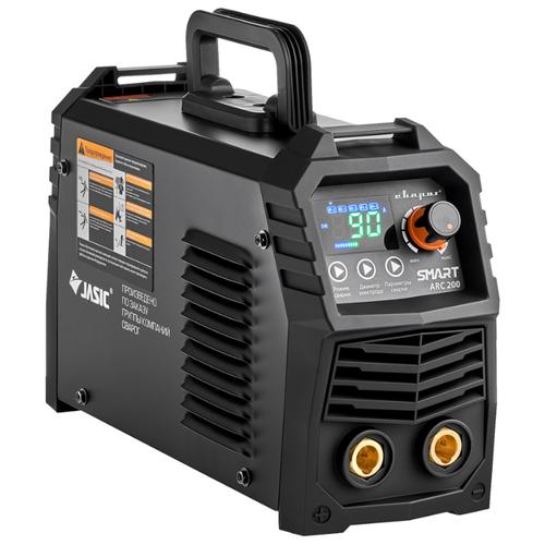Сварочный аппарат инверторного типа Сварог REAL SMART ARC 200 (Z28303) BLACK (TIG, MMA) сварочный аппарат сварог real arc 250d z226