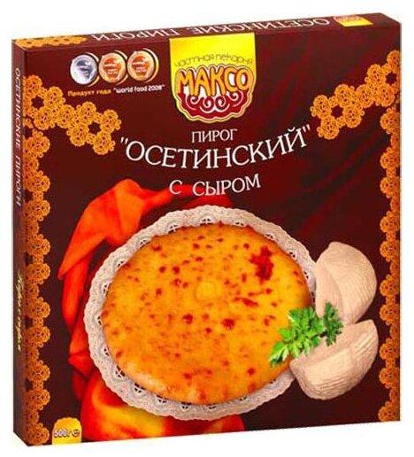 МАКСО Пирог Осетинский с сыром, 500 г