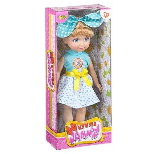 Кукла Yako Jammy, 25 см, M6296 кукла yako jammy красотка 25 см m6331