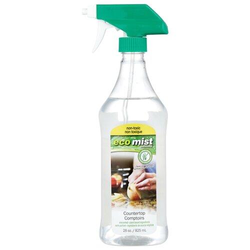 Eco mist Средство для очистки столешниц 0.825 л eco mist средство для чистки мебели и уборки в кабинете 0 825 л
