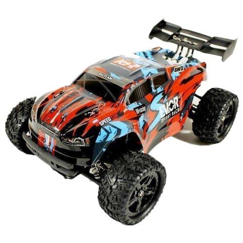 Купить Трагги Remo Hobby S EVO-R Upgrade (RH1661UPG) 1:16 28.5 см красный, Радиоуправляемые игрушки