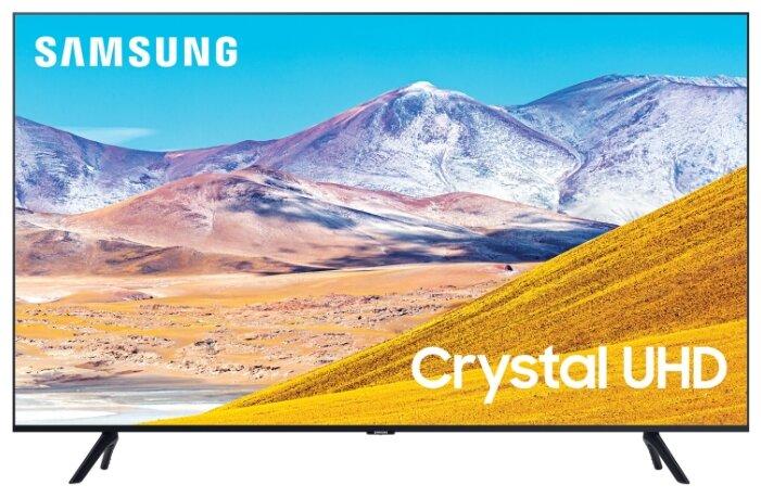 """Телевизор Samsung UE55TU8000U 55"""" (2020) — купить и выбрать из 13 предложений по выгодной цене на Яндекс.Маркете"""