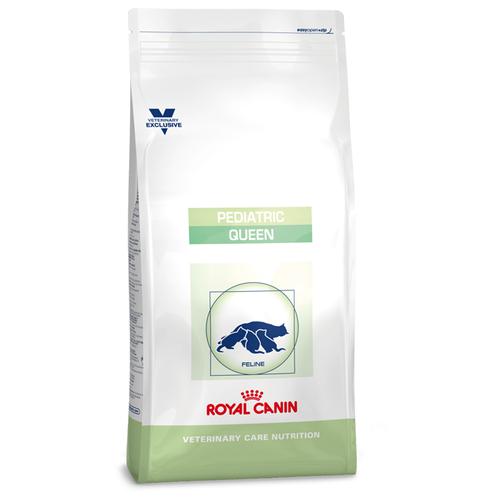 Сухой корм для кошек Royal Canin Pediatric Queen, для, с курицей 4 кг