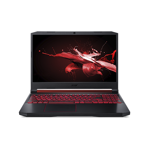 Купить Ноутбук Acer Nitro 5 (AN515-54-54CR) (Intel Core i5 9300H 2400 MHz/15.6 /1920x1080/8GB/256GB SSD/DVD нет/NVIDIA GeForce GTX 1650 4GB/Wi-Fi/Bluetooth/Windows 10 Home) NH.Q59ER.02H черный
