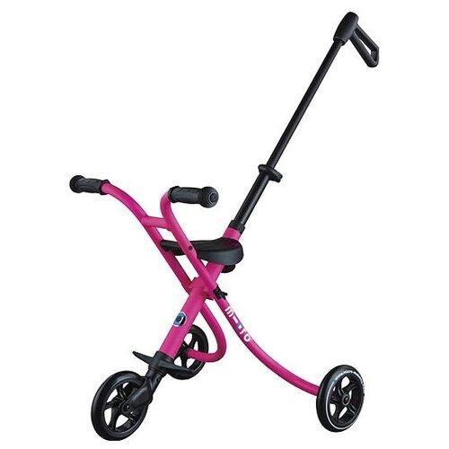 Городской самокат Micro Trike XL розовый городской самокат micro trike xl аква