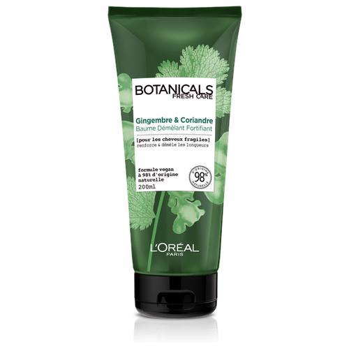 Фото - Botanicals бальзам Кориандр укрепляющий для ломких волос, 200 мл l oreal paris botanicals fresh care сыворотка концентрат для волос кориандр источник силы 125 мл