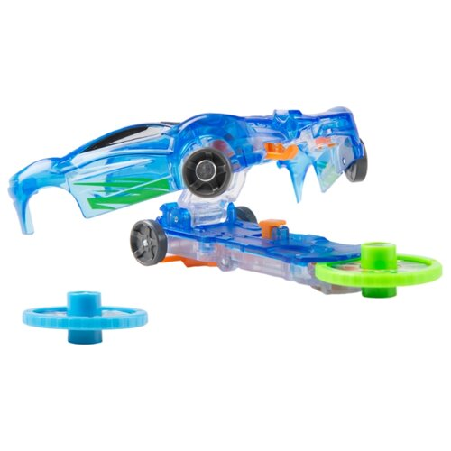 Интерактивная игрушка трансформер РОСМЭН Дикие Скричеры. Линейка 1. Джейхок (34817) синий интерактивная игрушка трансформер росмэн дикие скричеры линейка 2 ти реккер 35867