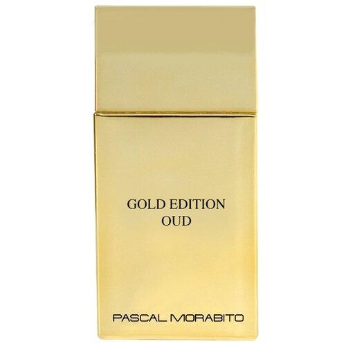 Туалетная вода Pascal Morabito Gold Edition Oud, 75 мл