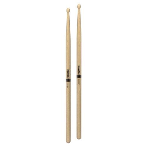 Фото - Барабанные палочки Pro-Mark Rebound 5B барабанные палочки pro mark rebound 7a activegrip