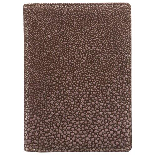 Обложка для автодокументов Dr.Koffer X510177-167-09, коричневый