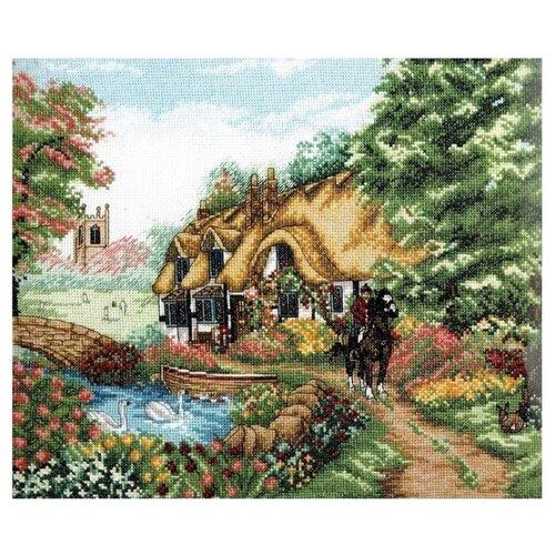 Купить Anchor Набор для вышивания Деревенская жизнь 25 х 31 см (PCE967), Наборы для вышивания