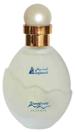 Парфюмерная вода Asgharali Blue Waves Intense pour Homme, 50 мл