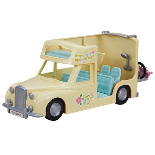 Купить Игровой набор Sylvanian Families Автокемпер 5454, Игровые наборы и фигурки