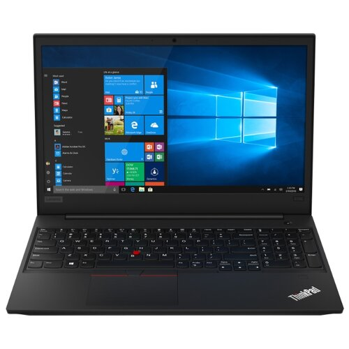 Купить Ноутбук Lenovo THINKPAD Edge E595 (AMD Ryzen 5 3500U 2100 MHz/15.6 /1920x1080/8GB/256GB SSD/DVD нет/AMD Radeon Vega 8 /Wi-Fi/Bluetooth/Windows 10 Pro) 20NF0006RT black