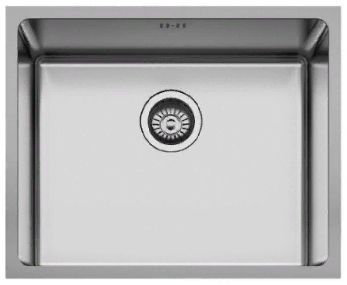 Врезная кухонная мойка Seaman ECO Roma SMR-5444A.A 54х44см нержавеющая сталь — купить по выгодной цене на Яндекс.Маркете