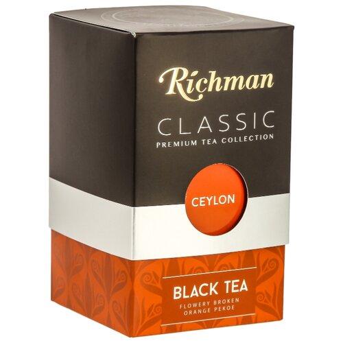 Чай черный Richman FBOP , 100 г фото