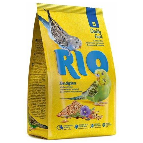 RIO корм Daily feed для волнистых попугайчиков 1000 г