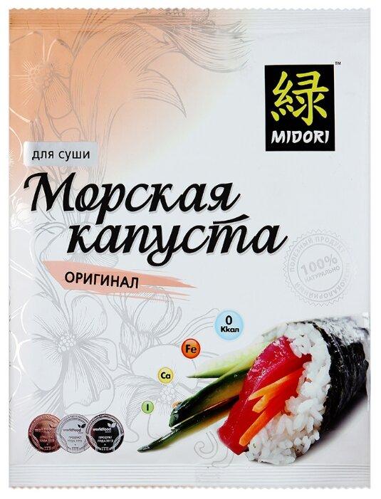 MIDORI Морская капуста оригинал, 25 г