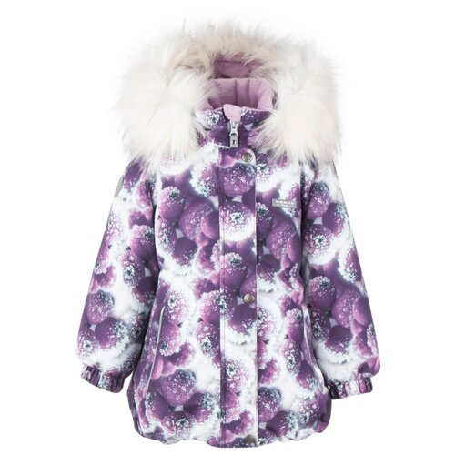 Купить Куртка KERRY Emmy K20431 размер 134, 06107 фиолетовый/белый, Куртки и пуховики