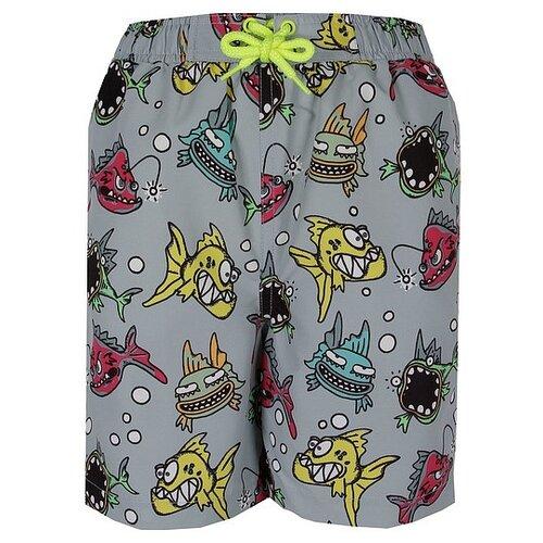Купить Шорты для плавания Stella McCartney размер 128, grey, Белье и пляжная мода