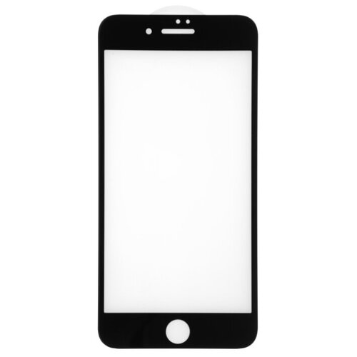 Защитное стекло OKS 3D для Apple iPhone 7 Plus/iPhone 8 Plus черный защитное стекло для iphone 8 plus 7 plus cellular line tempglassiph755