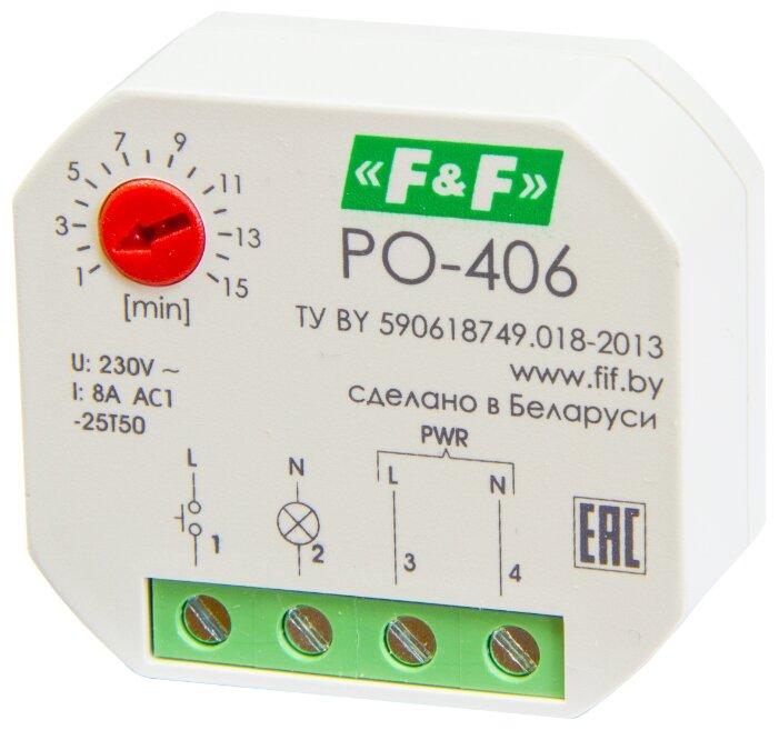 Таймер F & F PO-406