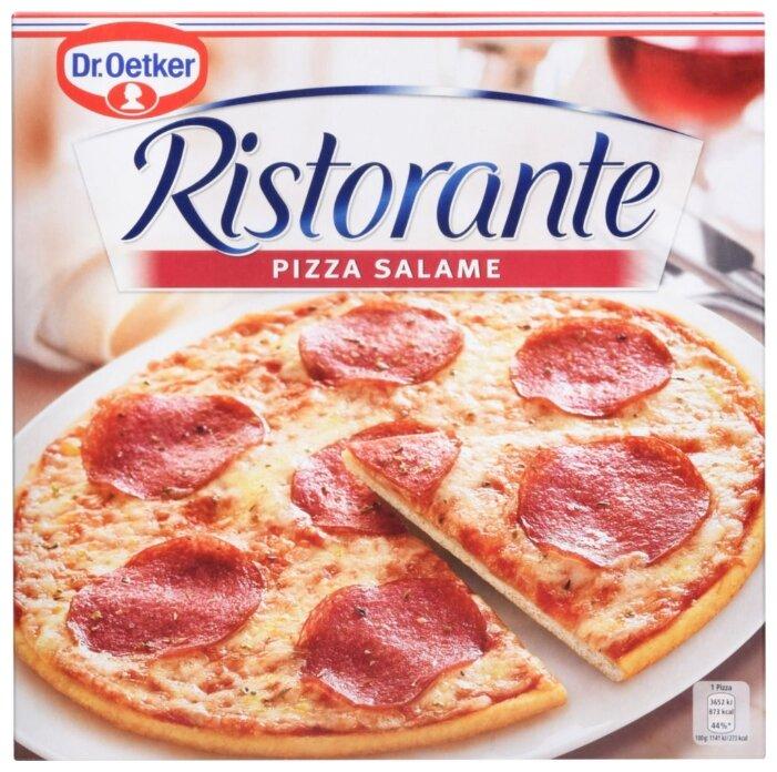 Dr. Oetker Пицца замороженная Ristorante Салями 320 г