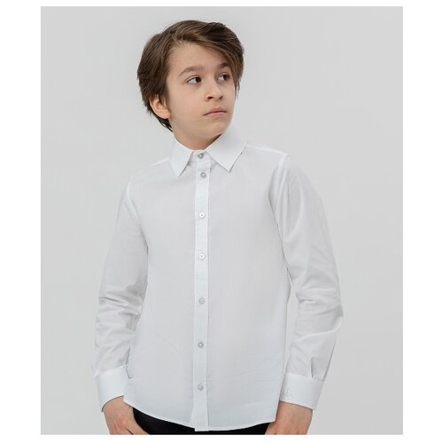 цена на Рубашка Button Blue размер 146, белый