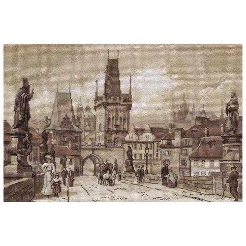 Купить PANNA Набор для вышивания Прага. Карлов мост 40 х 25.5 см (ГМ-1513), Наборы для вышивания
