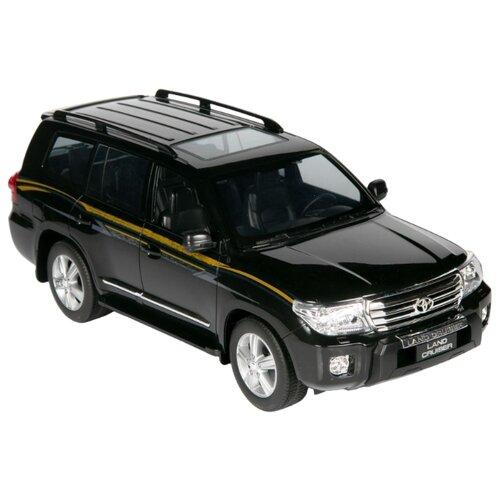 Купить Внедорожник Barty Toyota Land Cruiser P (P001OC) 1:14 36 см черный, Радиоуправляемые игрушки