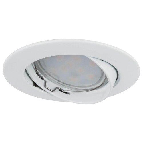 Встраиваемый светильник Paulmann 92775 3 шт встраиваемый светильник paulmann 92765 3 шт