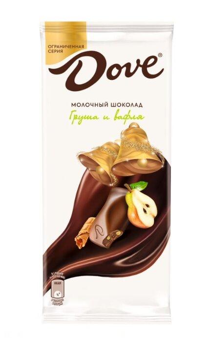 Купить Шоколад Dove молочный груша и вафля, 90 г по низкой цене с доставкой из Яндекс.Маркета (бывший Беру)