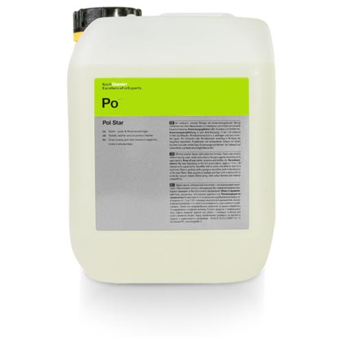 Koch Chemie Очиститель для салона автомобиля Pol Star 92005, 5 л fox chemie универсальный очиститель creaky clean f643 0 5 л