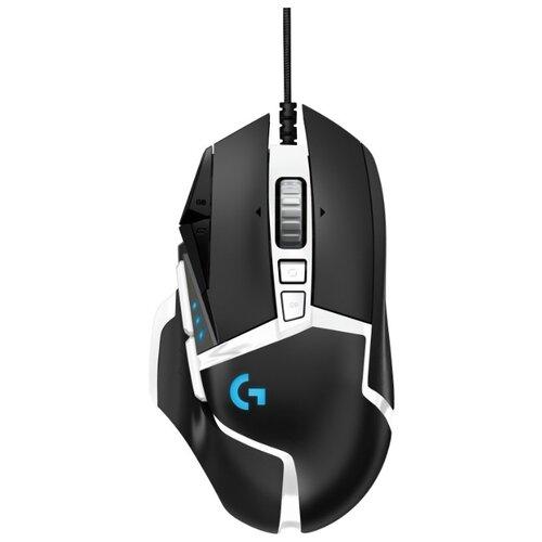 Мышь Logitech G G502 SE Hero черно-белый мышь logitech g502 lightspeed