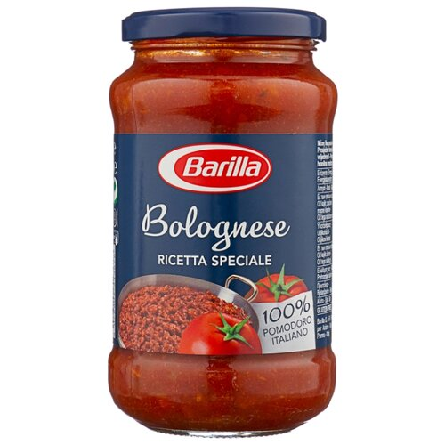 Соус Barilla Bolognese, 400 г соус barilla napoletana 400 г