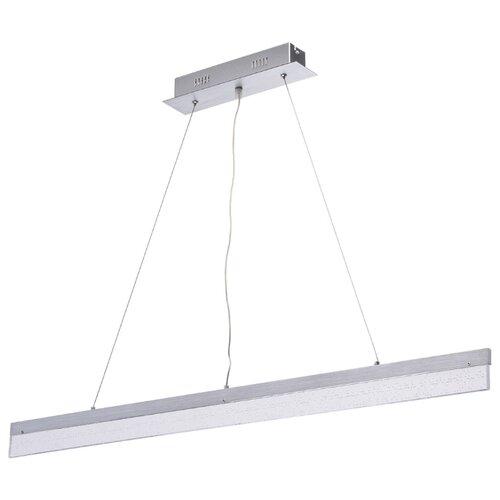 Люстра светодиодная De Markt Ральф 675012401, LED, 24 Вт люстра светодиодная de markt ауксис 722010404 led 24 вт