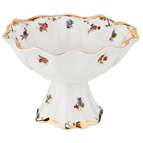 Lefard Конфетница Роял Жардин 23 х 15 см белый тарелка lefard 23 см белый