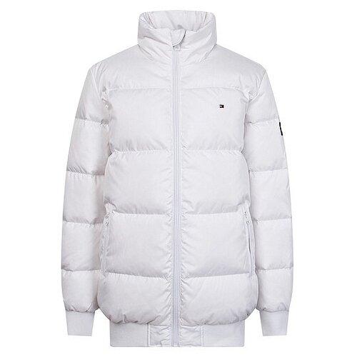 Куртка TOMMY HILFIGER KS0KS00129 размер 164, white