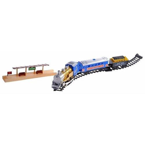 Купить Play Smart Игровой набор Мой первый поезд, 0612, Наборы, локомотивы, вагоны