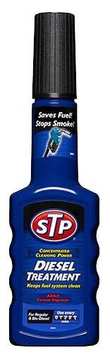 STP Очиститель для дизельного топлива