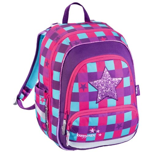 Step By Step Рюкзак BaggyMax Speedy Pink Star (138533), розовый step by step baggymax speedy pink star розовый