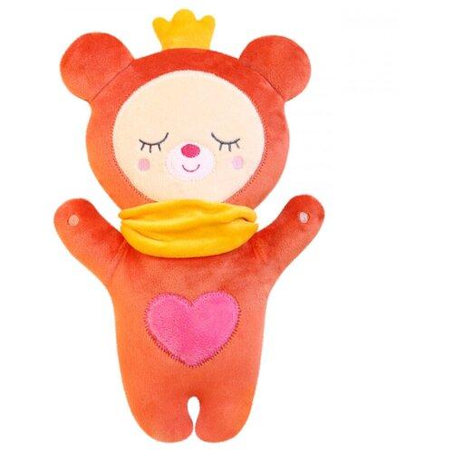 Купить Sleepy Toys Мякиши Мишка для сладких снов оранжевый, Мягкие игрушки