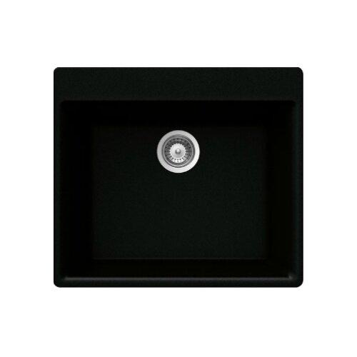 Фото - Врезная кухонная мойка 60 см Schock Galaxy N-100 пуро врезная кухонная мойка 60 5 см granmill 024 24чер черный