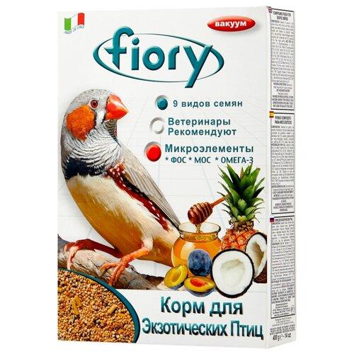 Fiory корм Esotici для экзотических птиц 400 г