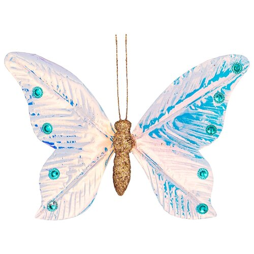 Изделие декоративное бабочка 19,5х15 см Lefard (535-292)