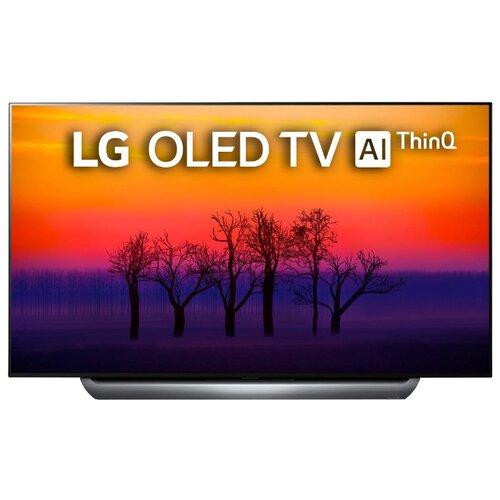 Телевизор OLED LG OLED65C8 серый