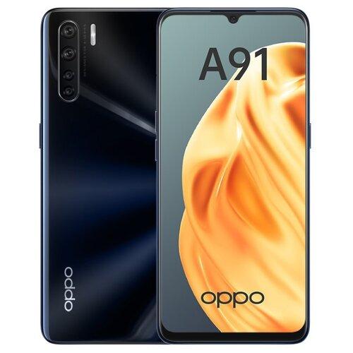 Смартфон OPPO A91 8/128GB черный смартфон