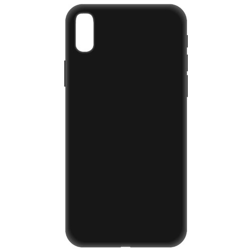 Купить Чехол LuxCase Soft Touch Premium для Apple Iphone Xr черный