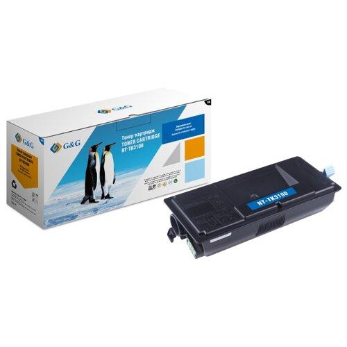 Фото - Картридж лазерный G&G NT-TK3100 черный (12500стр.) для Kyocera FS-2100D/2100DN площадка giotto s g mh601 90мм для адаптера g mh621