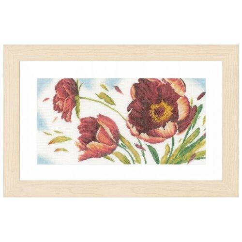Купить Lanarte Набор для вышивания In the wind 41 х 20 см (PN-0157498), Наборы для вышивания